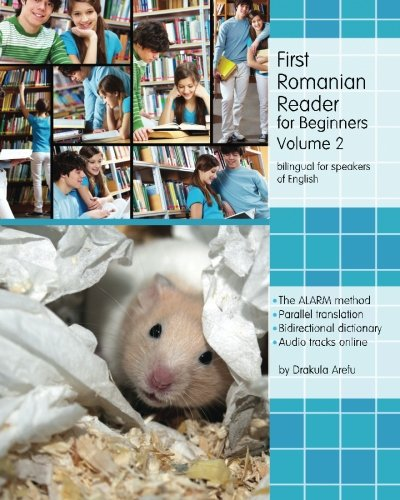 First Romanian Reader for beginners, Volume 2: Drakula Arefu
