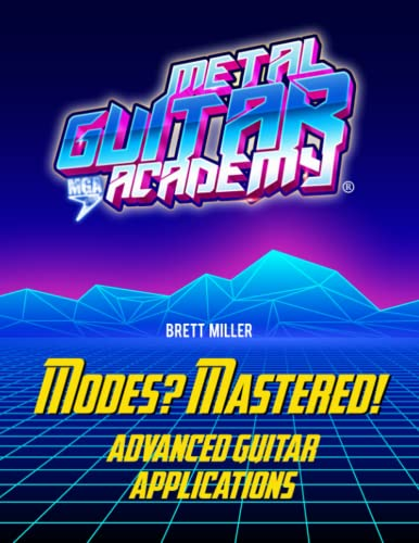 9781519757081: Modes? Mastered!: Advanced Guitar Applications