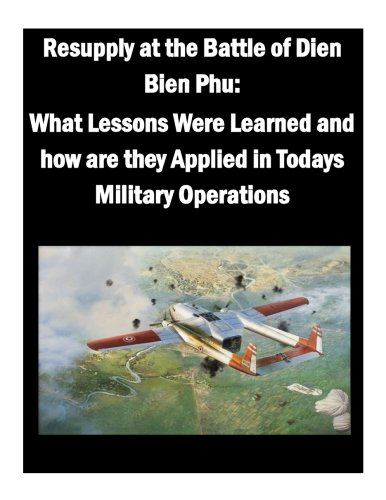 9781519758941: Resupply at the Battle of Dien Bien Phu: What Lessons Were Learned and how are they Applied in Todays Military Operations
