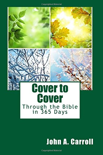 9781519759085: Cover to Cover: Through the Bible in 365 Days