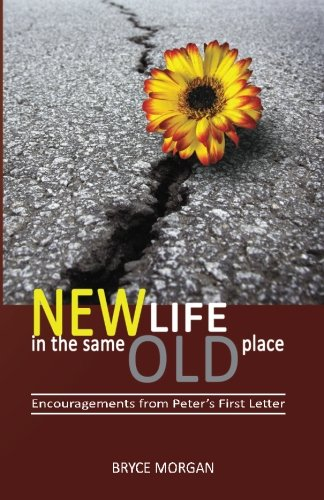 9781519761231: New Life in the Same Old Place: Encouragements from Peter's First Letter