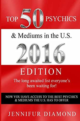 9781519761460: Top 50 Psychics: & Mediums
