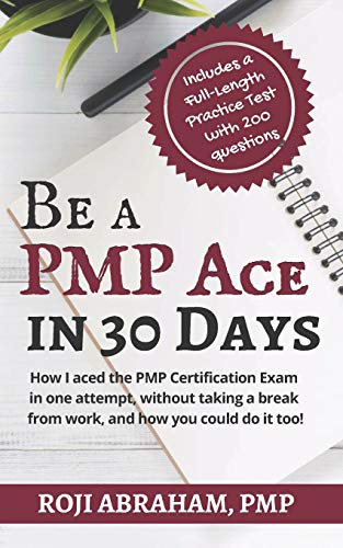 9781519771896: Be a PMP Ace in 30 Days