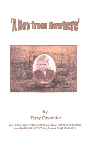9781519772534: A Boy from Nowhere