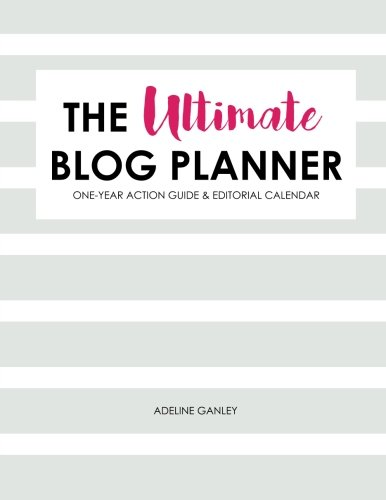 9781519779939: The Ultimate Blog Planner