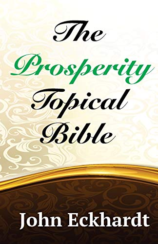 9781519780980: The Prosperity Topical Bible