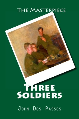 9781519781321: Three Soldiers