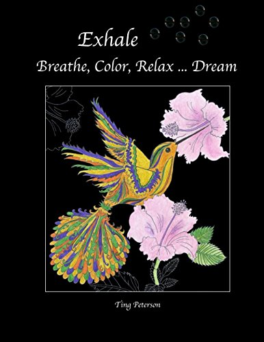 9781519782281: Exhale: Breathe, Color, Relax ... Dream