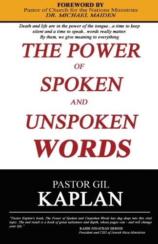 The Power of Spoken and Unspoken Words: Kaplan, Gil