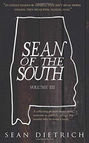 9781519784858: Sean of the South: Volume 3
