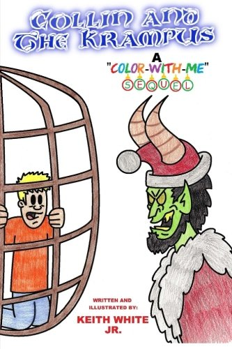 9781519785558: Collin and The Krampus: A
