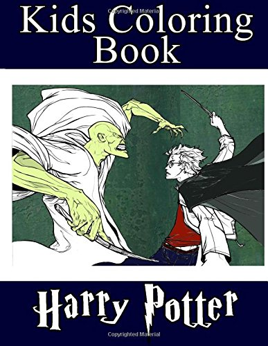 9781519796264: Harry Potter (Kids Coloring Books) (Volume 2)