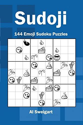 9781519798855: Sudoji: 144 Emoji Sudoku Puzzles