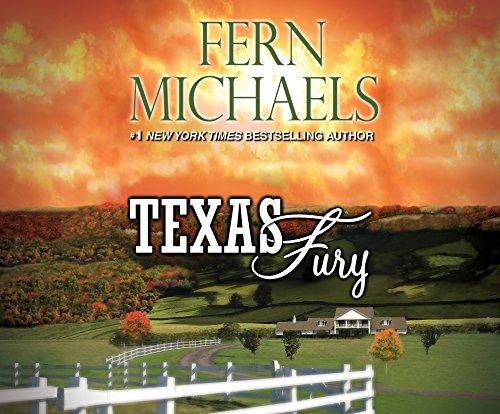 Texas Fury (Compact Disc): Fern Michaels