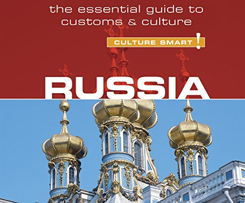 Russia - Culture Smart! (MP3 CD): Anna King