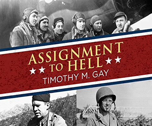 Assignment to Hell: The War Against Nazi Germany with Correspondents Walter Cronkite. (Compact Disc...