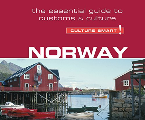 Norway - Culture Smart!: The Essential Guide to Customs & Culture (MP3 CD): Linda March