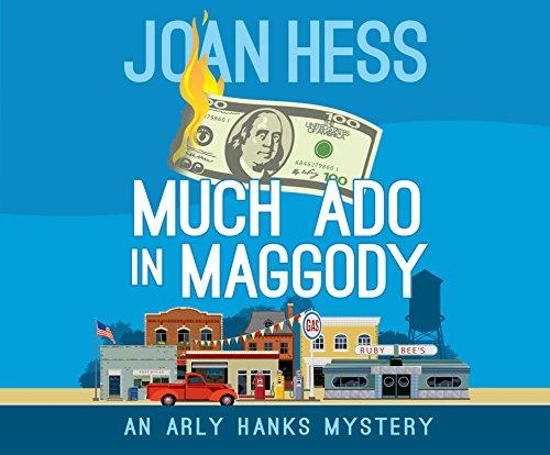 Much ADO in Maggody (MP3 CD): Joan Hess