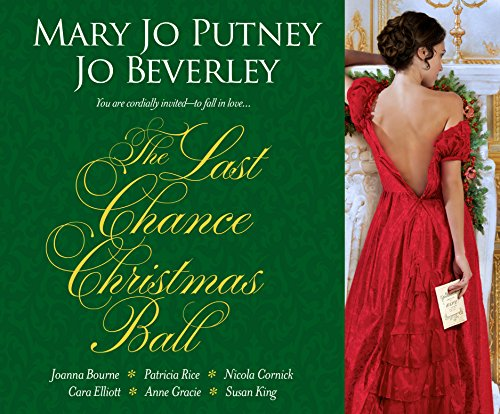 The Last Chance Christmas Ball (Compact Disc): Mary Jo Putney