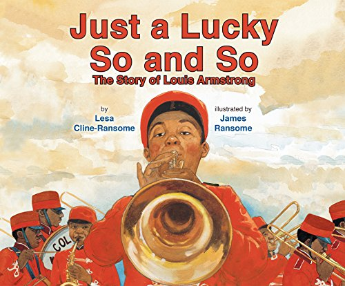 Just a Lucky So and So (Compact Disc): Lesa Cline-Ransome