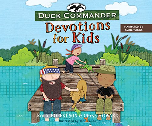 Duck Commander Devotions for Kids: Korie Robertson