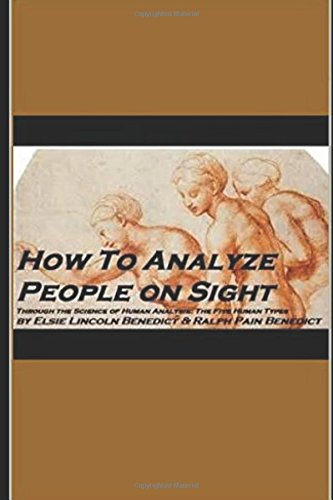 9781520113760: How to Analyze People on Sight (ILLUSTRATED)