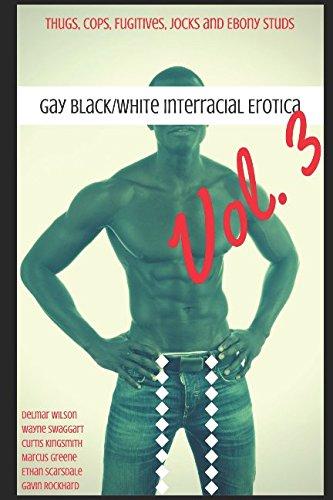 Gay Black/White Interracial Erotica, Vol. 3: Thugs,: Wilson, Delmar