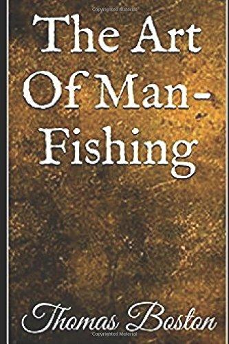 9781520188072: The Art Of Man-Fishing
