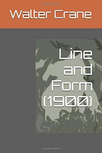 9781520277929: Line and Form (1900)