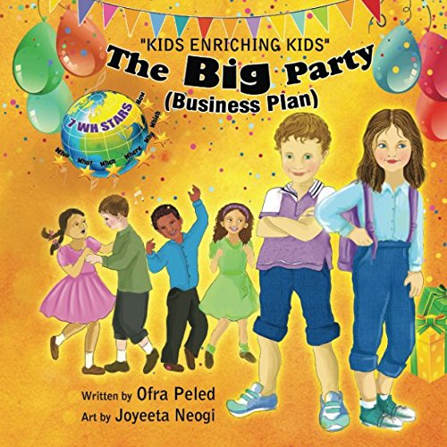 The Big Party (Business Plan): Ofra Peled
