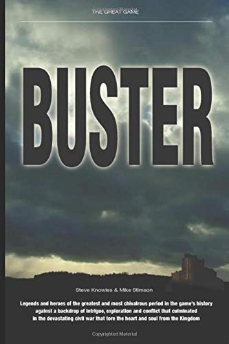 9781520500027: Buster: The Great Game