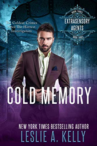 9781520565453: Cold Memory (Extrasensory Agents)