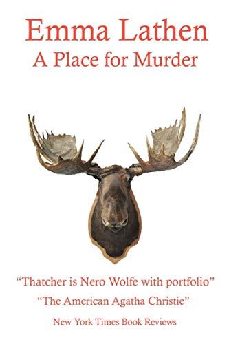 9781520603438: A Place for Murder: An Emma Lathen Best Seller