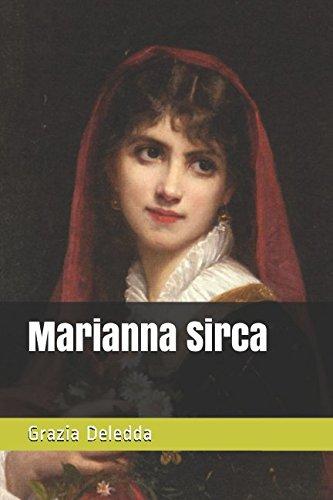 Marianna Sirca (Italian Edition): Deledda, Grazia