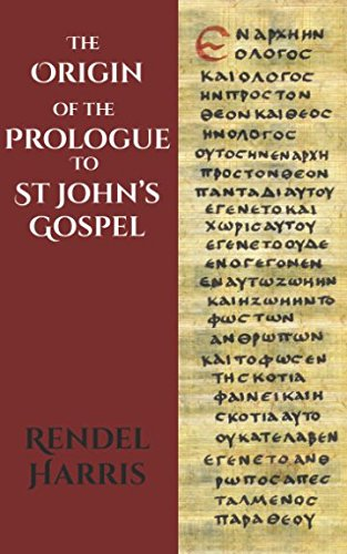 9781520729725: The Origin Of The Prologue To St John's Gospel