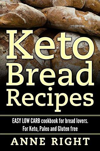 Keto Bread Recipes (Ketogenic)