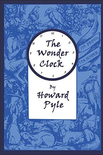 9781520883267: The Wonder Clock (Illustrated)