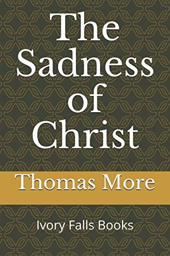 9781521109632: The Sadness of Christ
