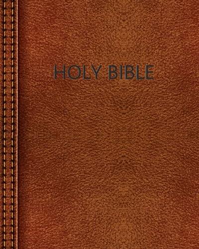 9781521129418: HOLY BIBLE (KING JAMES VERSION)