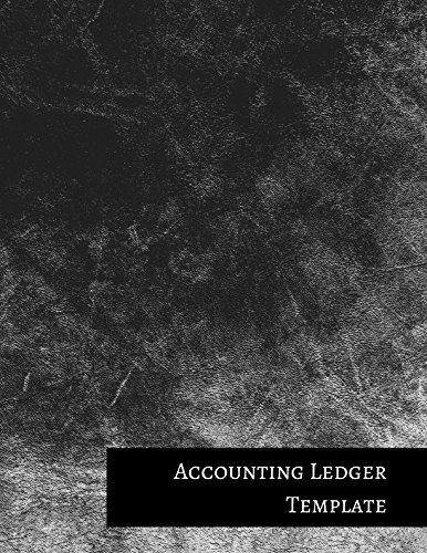 Accounting Ledger Template: Insignia Accounts