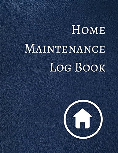 home maintenance log book by journals for all  independently published 9781521167885 paperback