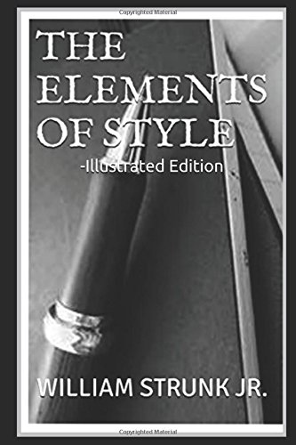 9781521194195: The Elements of Style -Illustrated Edition