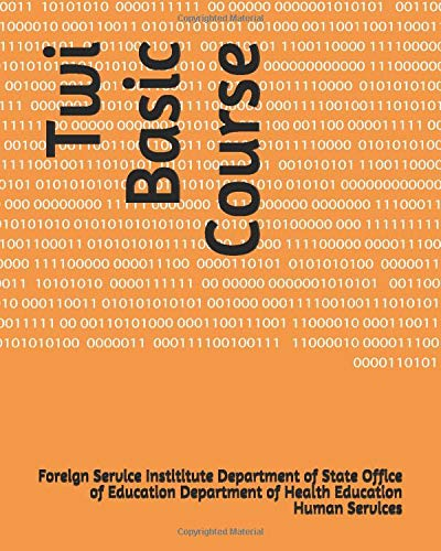 Twi Basic Course (Language): Foreign Service Instititute
