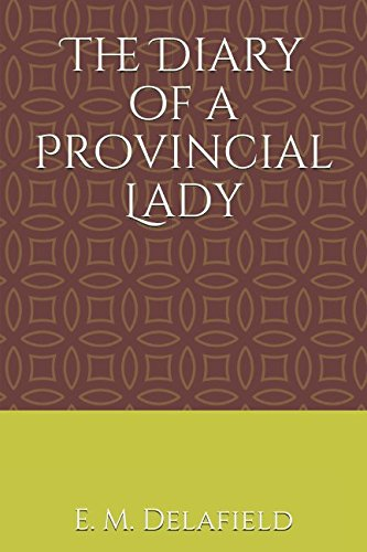 9781521292181: The Diary of a Provincial Lady