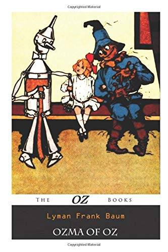 9781521467978: Ozma of Oz (Illustrated) (The Oz Books)