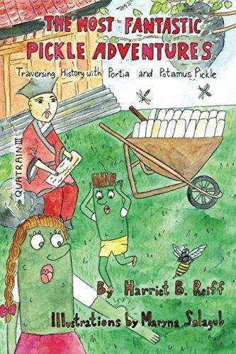 The Most Fantastic Pickle Adventures: Traversing History: Harriet Brenda Reiff