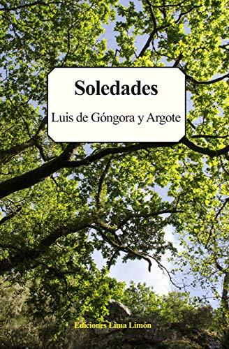 Soledades (Paperback): Luis de Góngora