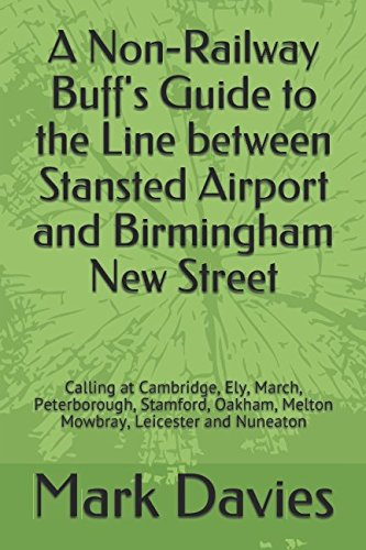 A Non-Railway Buff's Guide to the Line: Mark Davies