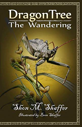 9781521726723: DragonTree: The Wandering