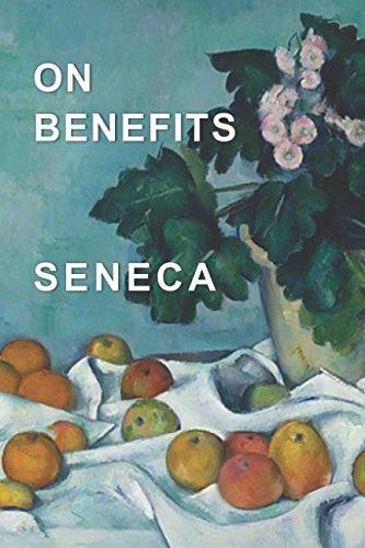 9781521777558: On Benefits: De Beneficiis